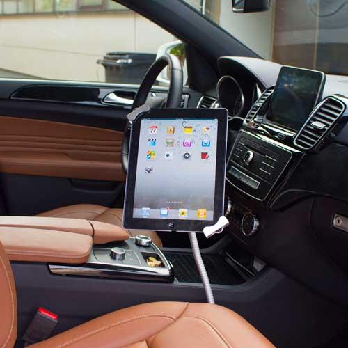 Abschließbare Tablet Autohalterung 5