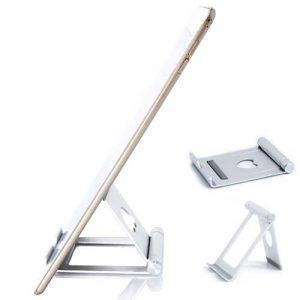 Aufklappbarer Ständer für Tablet