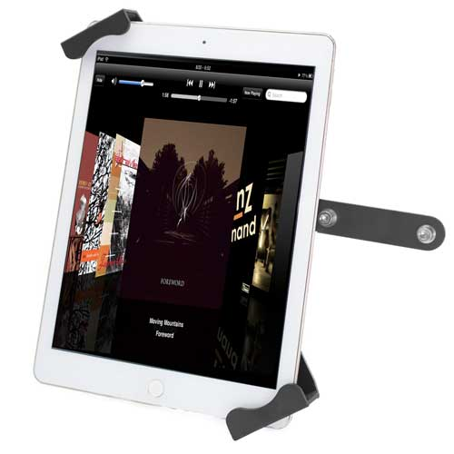 Dual Tablet Halterung 4