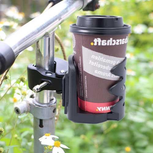 Fahrrad Getränkehalter für Getränke